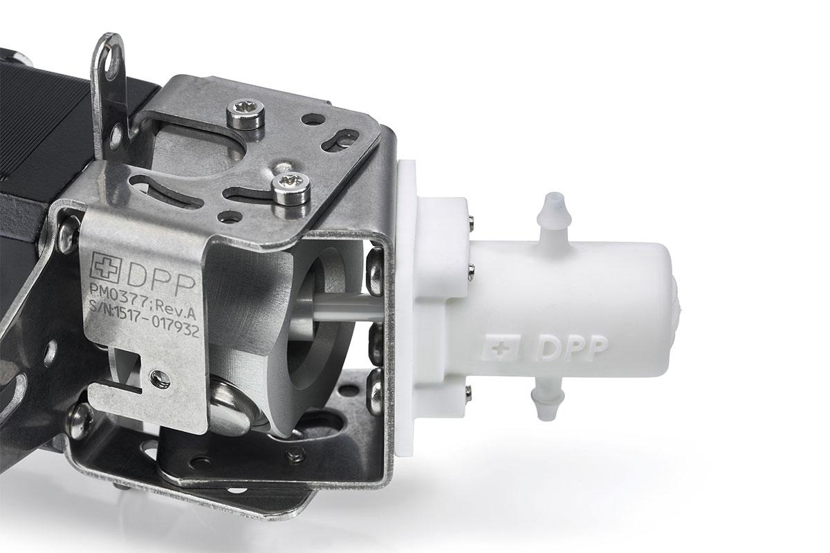 DPP Precision Series Micro-Metering Pump Adjustble Stroke Volume