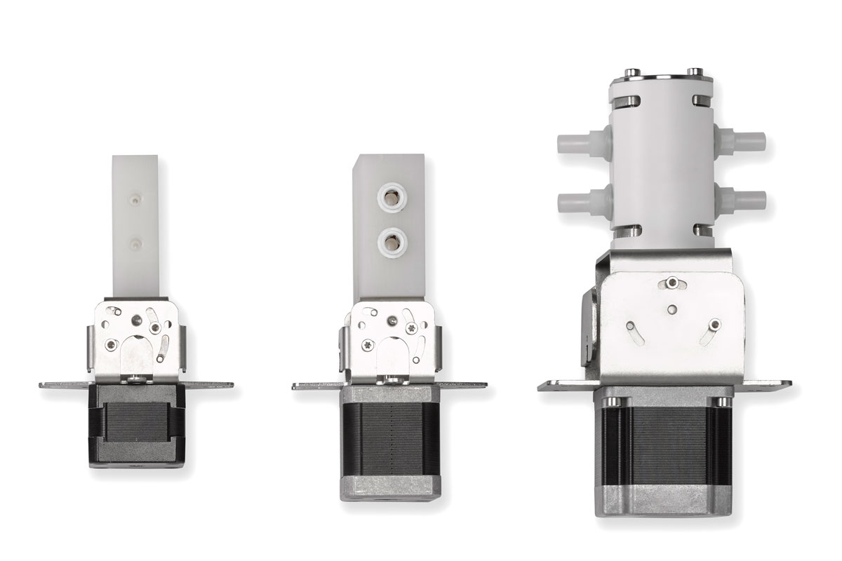 DPP Precision Series Micro-Metering Pump Adjustble Self-Rinsing Series