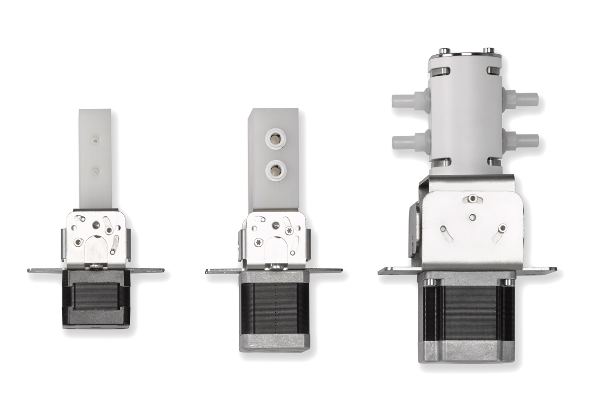 DPP Precision Series Micro-Dosing Pump Self Rinsing Series