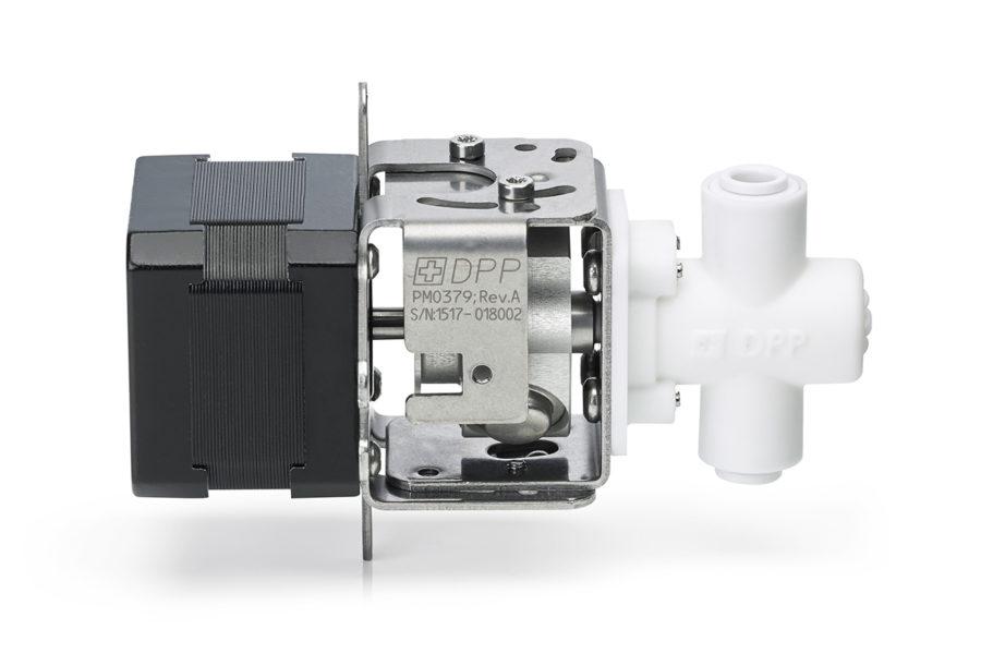 DPP metering pumps precision 302924 PM 0379 Rev A 01