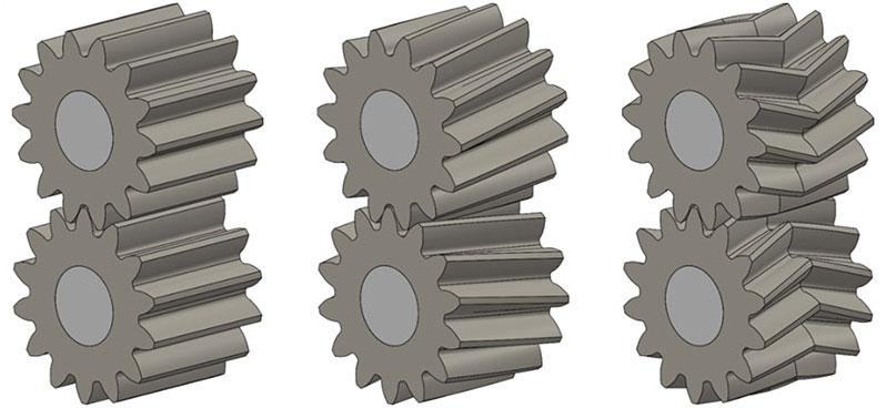 Spur Helical Herringbone Gear Pumps