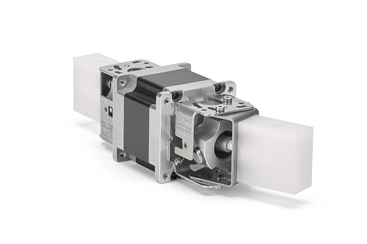 Pompe à piston DPP à micro-dosage à double précsion de 19 mm