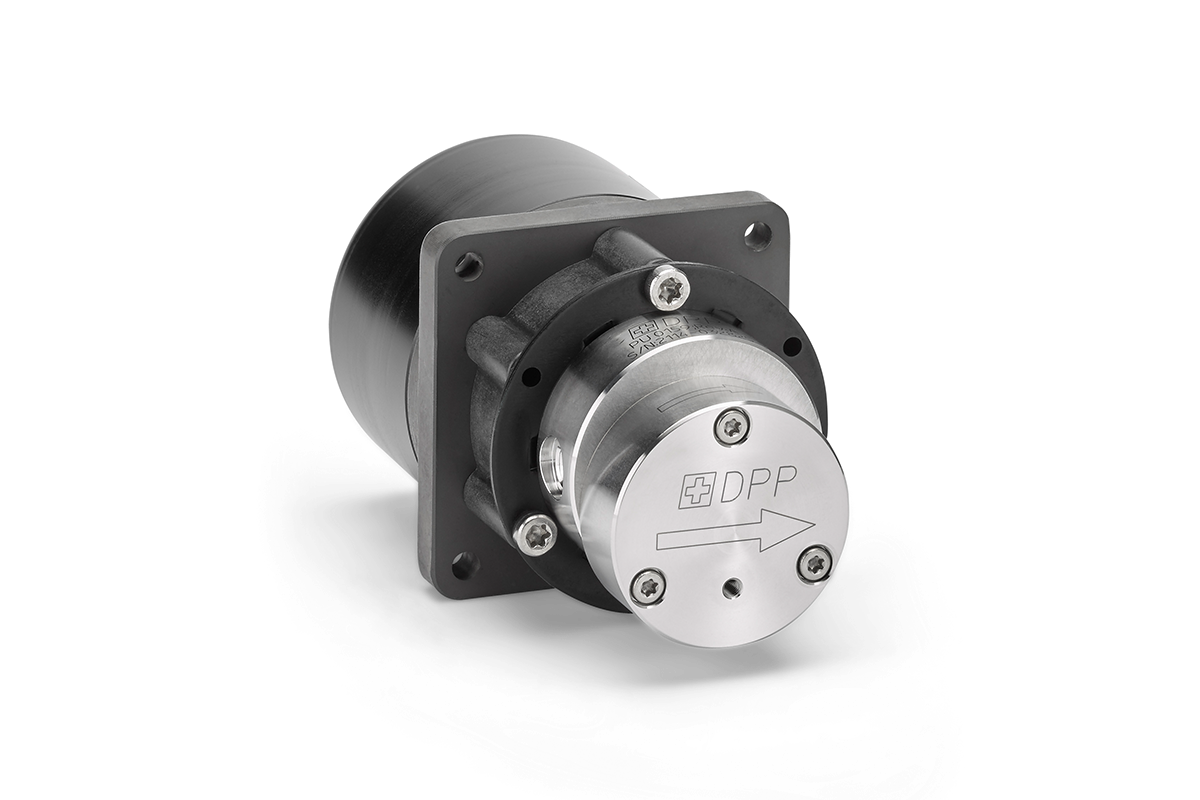 Optima Series Precision Gear Pump