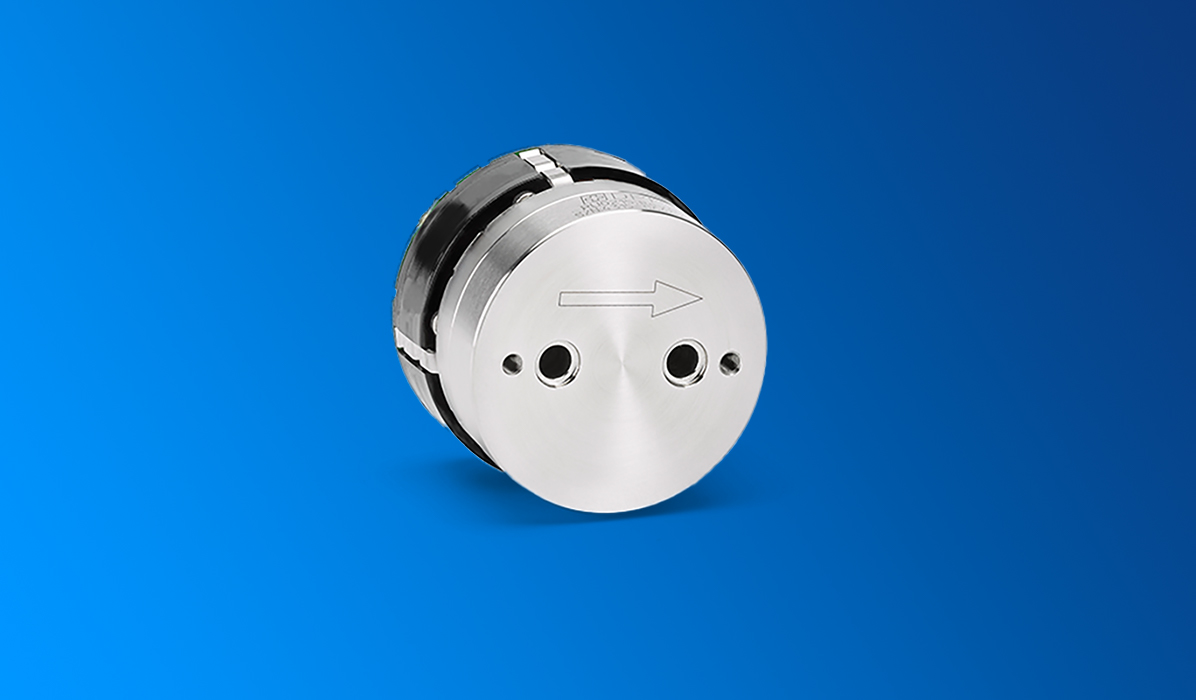 DPP Precision Gear pump Silencer Serie