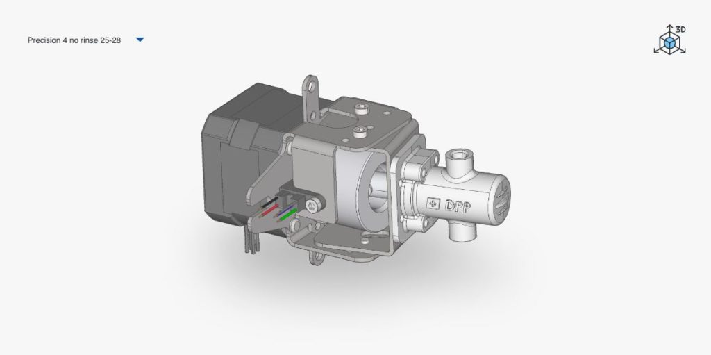 DPP Precision Pump Design and Engineering