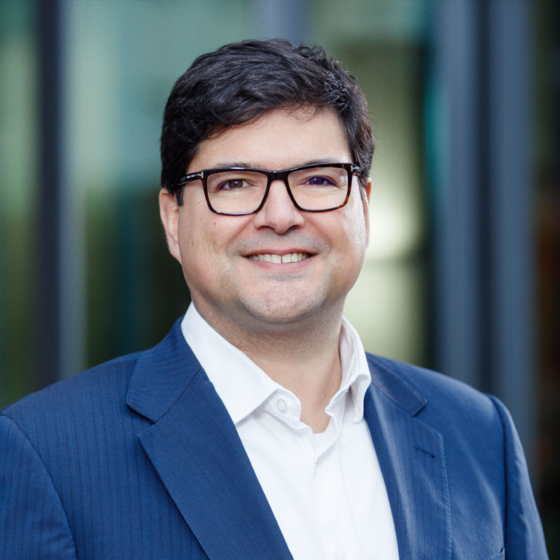 Christian Astudillo, Sales Director Southern Europ and Asia